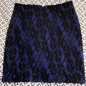 Forever 21- Lace Skirt